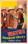 Rainbow Valley Original Vintage Western Movie Poster John Wayne