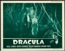 Dracula Original Vintage Lobby Card Movie Poster Bela Lugosi Cha