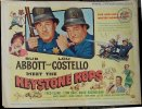 Abbott & Costello Meet the Keystone Cops - original title card