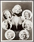 MARILYN MONROE Original Vintage ABC Special Photo