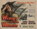 Wings and the Woman, 1942 Title Card