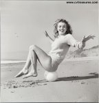MARILYN MONROE Original Vintage Andre de Dienes Photo 2