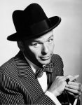 Frank Sinatra His Personally Owned Onyx Pinky Ring Joe Franklin