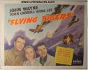 John Wayne Flying Tigers - original title card - 1942