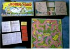 The Adventures of Robin Hood, 1938 Original Board Game