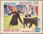 Holiday Inn Original Vintage Lobby Card Movie Poster Crosby Asta
