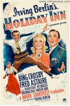 Holiday Inn Vintage Movie Poster One Sheet Fred Astaire Crosby