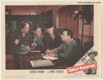 Three Stooges Gold Raiders Vintage Lobby Card Movie Poster