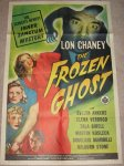 Frozen Ghost Lon Chaney movie poster One Sheet, 1944