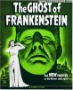 Ghost of Frankenstein Original Vintage Uncut Press book 1942