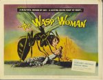 Wasp Woman Movie PosteTitle Lobby Card - 1959 - a Beauty!