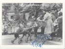 Jerry Maren Autographed Photo Lollipop Boy Wizard of Oz