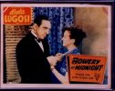 Bowery at Midnight, 1940's Bela Lugosi Horror Classic Lobby Card