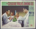 Creature That Walks AMong Us vintage lobby card 1956