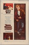 Rebel without a Cause Original Vintage Movie Poster James Dean