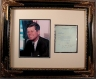 John F. Kennedy Signed Letter - 1951 - content!!