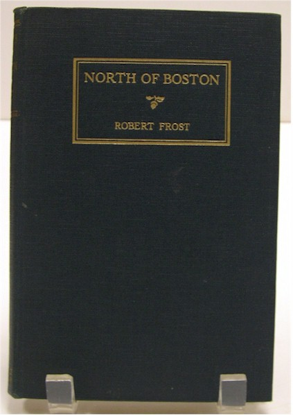 Robert Frost Autographed Book with Handwritten Poem - AMAZING! - Click Image to Close